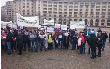 protest franci elvetieni