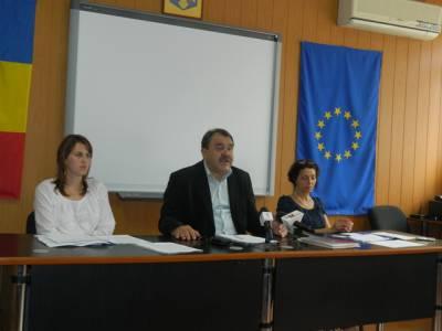 Elena Laiu, Viorel Stan şi Gabriela Banu