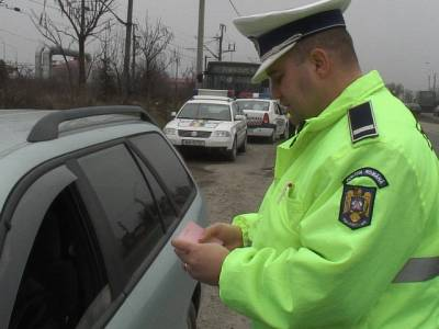 politie control trafic