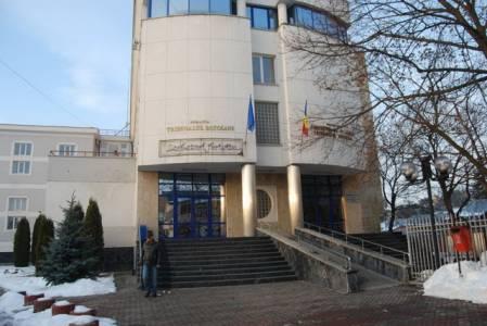 Tribunalul Botoşani