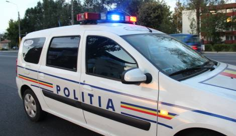 masina politie rutiera