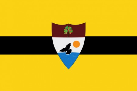 Liberland steag