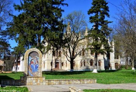 miclauseni castelul sturdza
