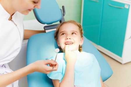 dentist copil