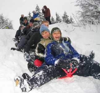 elevi vacanta iarna