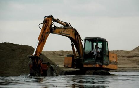 excavare balast
