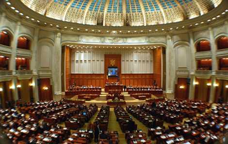 parlament nou