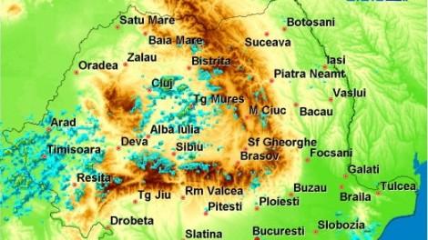 romania meteo