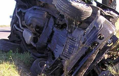 accident masina rasturnata 02