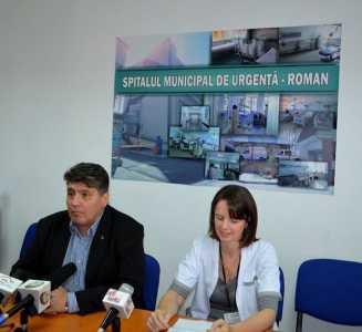 Laurenţiu LEOREANU şi dr. Maria ANDRICI