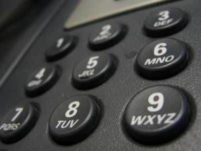 telefon butoane