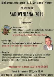 Afis 11_06_2015 Sadoveniana