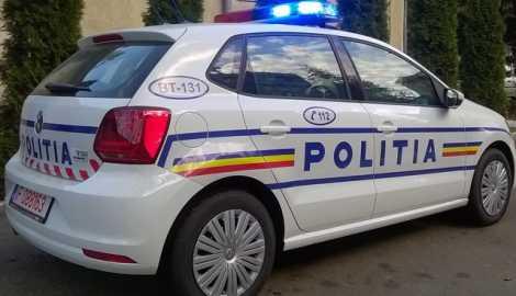 politie masini noi botosani