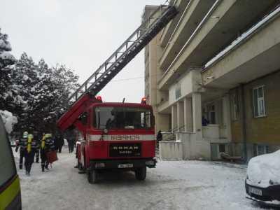 pompieri simulare spital 02