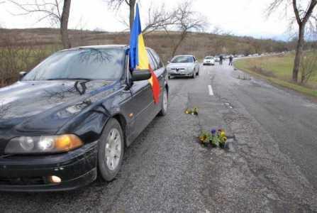 drum cu flori foto crisana.ro