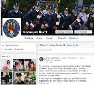 jandarmeria facebook