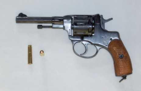 pistol mosin nagant