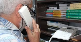 batran la telefon