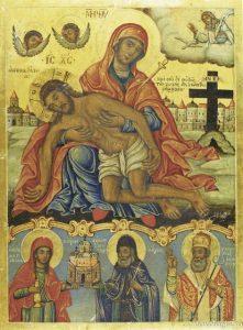 pogorirea de pe cruce