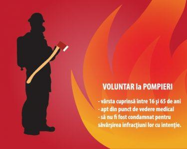 pompieri voluntar