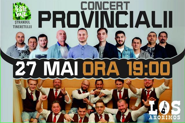provincialii concert 01