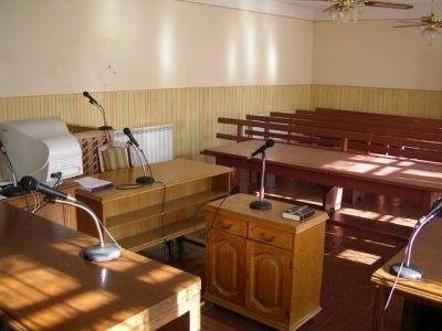 tribunal sala