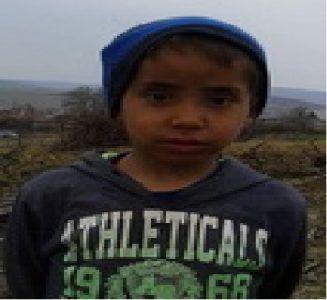 Nacu Andrei 5 ani - disparut