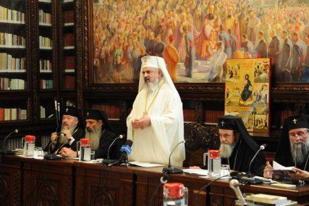 biserica sf sinod