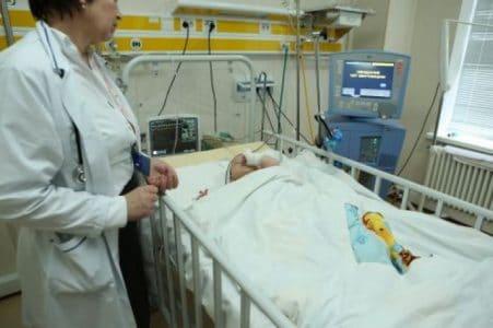 copii spital
