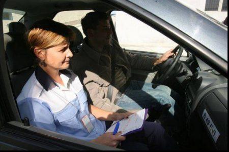 examen auto 01