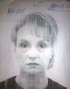 femeie disparuta