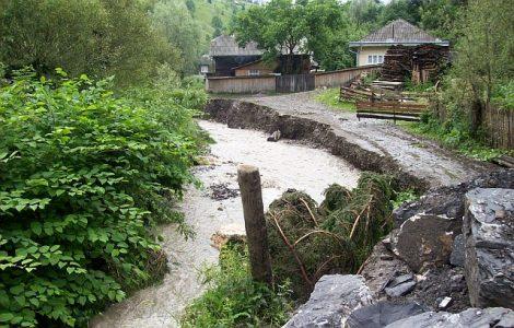 inundatii damuc