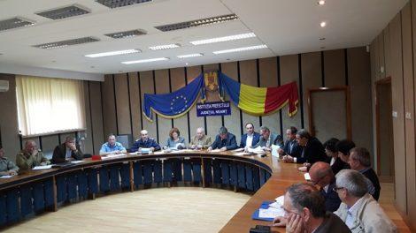 prefectura comitet urgente