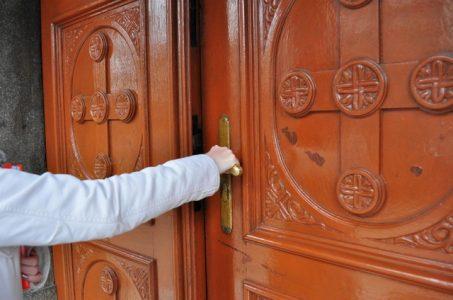 biserica usa