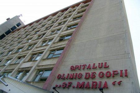 iasi spital sf maria