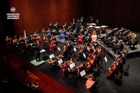 vacante orchestra simfonica bucuresti
