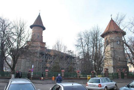 botosani biserica sf. gheorghe