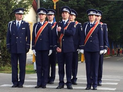 politie absolventi