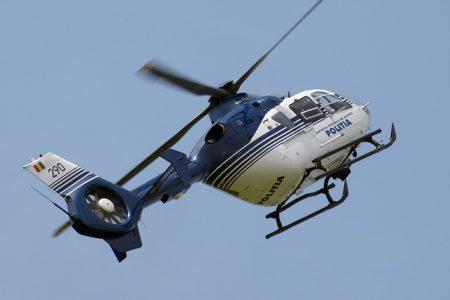 politie elicopter