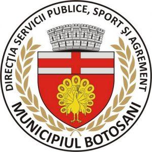 botosani directia servicii publice logo
