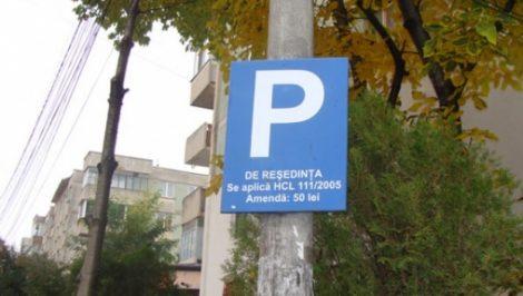 parcare-semn