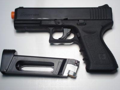 pistol-gaz