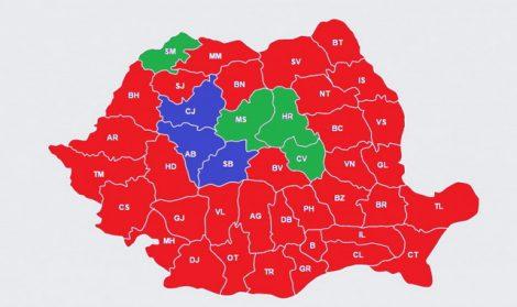 alegeri-2016-harta