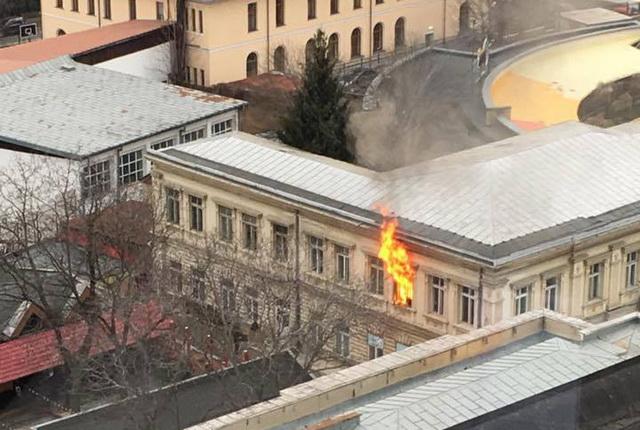 Patrimoniul este si al meu? | AltIasi  |Incendiu Iasi