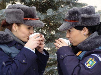 politiste-ceai
