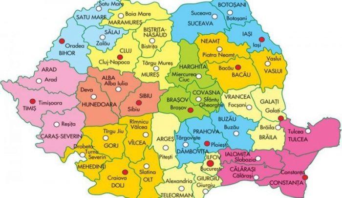 Harta Completă și Orarul Testelor Ro Alert Pentru Județul Neamț