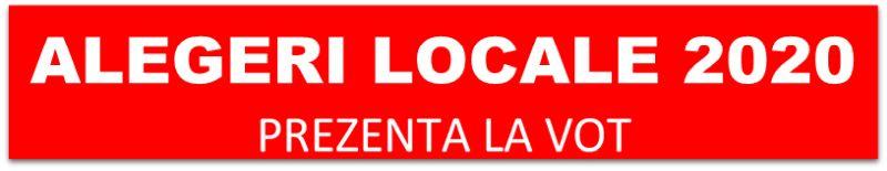 prezenta alegeri locale